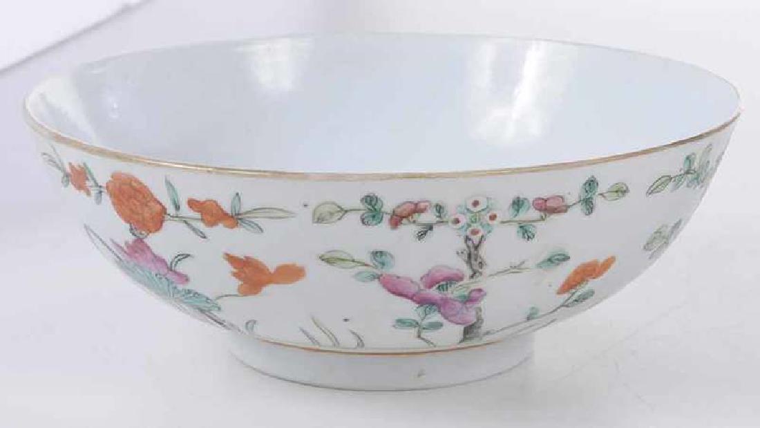 Three Chinese Export Bowls - 3