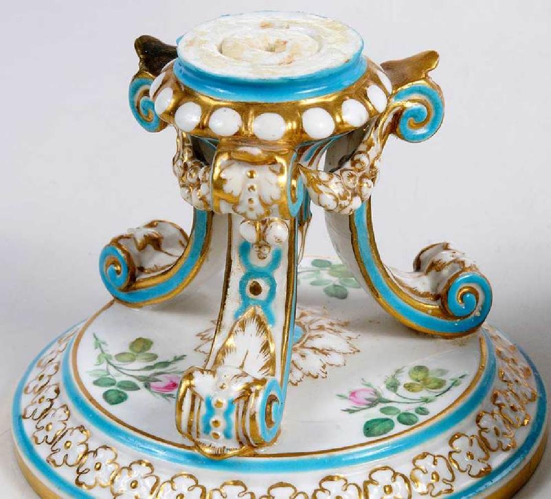 Four Covered Sauce Tureens - 5