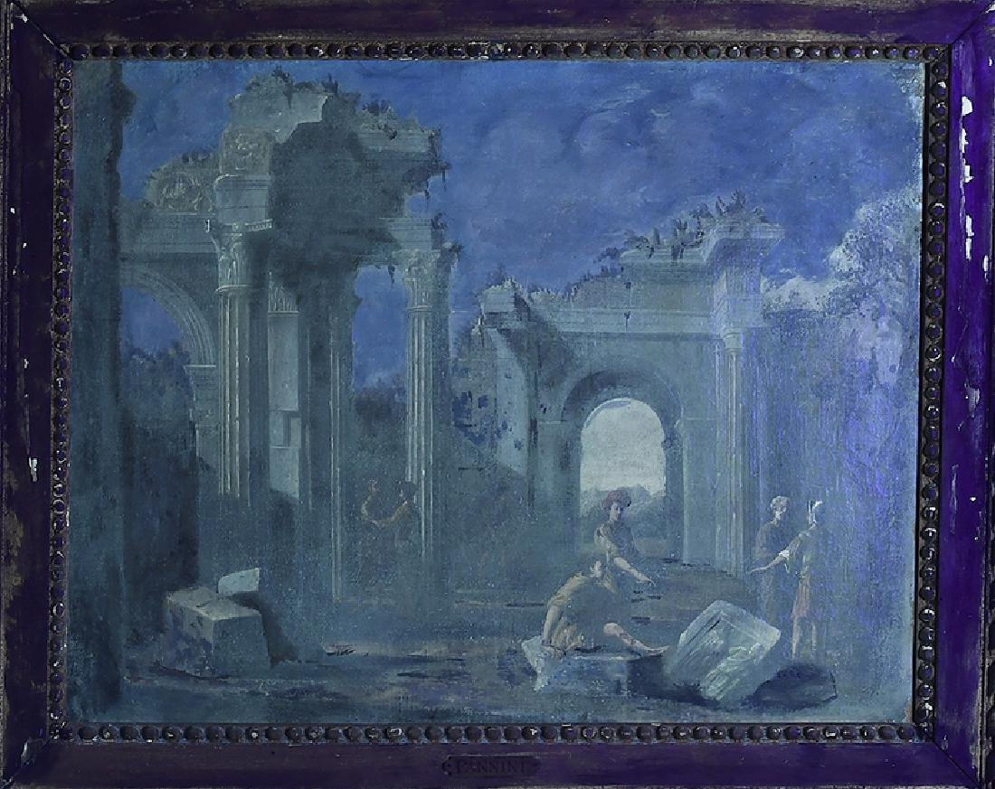 Manner of Giovanni Paolo Pannini - 5