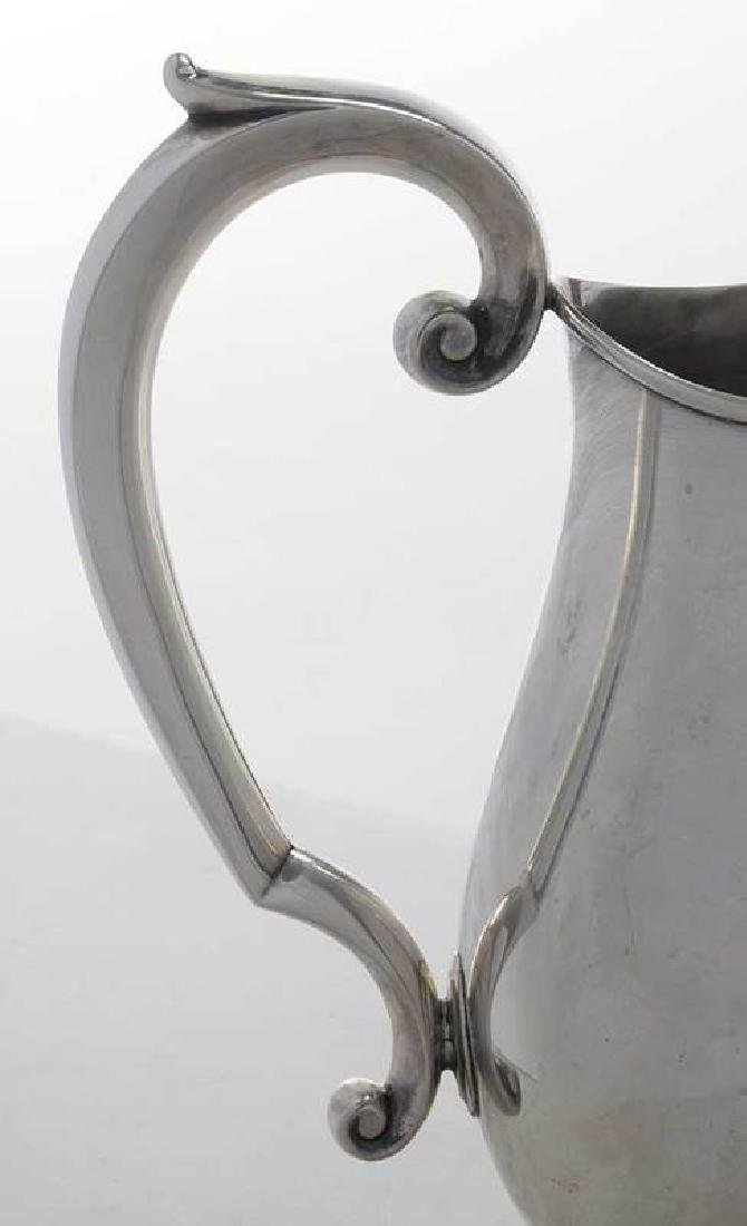 Sterling Water Pitcher - 4