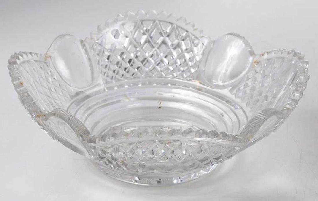 Continental Gilt Silver and Glass Centerbowl - 5