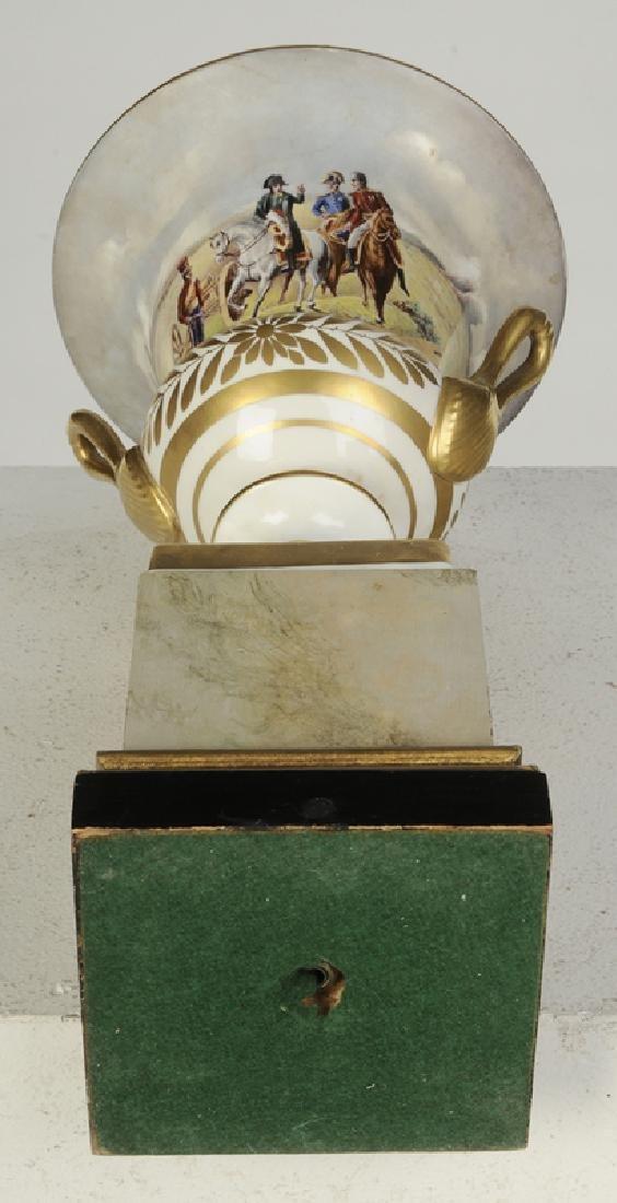 Paris Porcelain Campagna Form Vase - 6