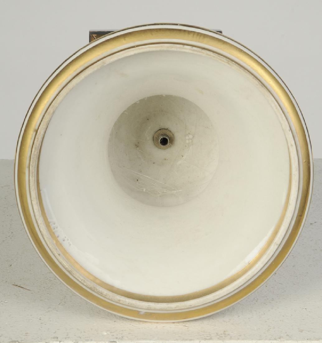 Paris Porcelain Campagna Form Vase - 7