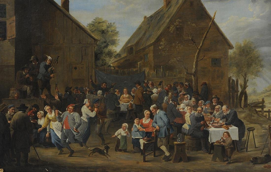 After David Teniers II - 2