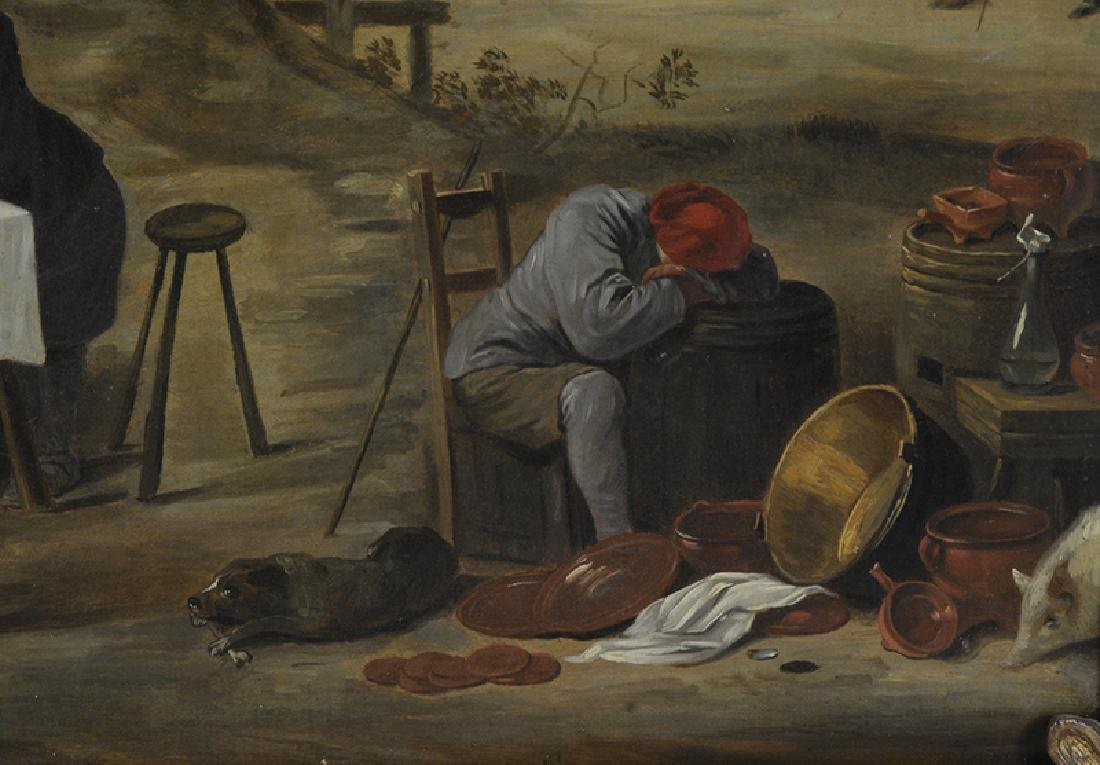 After David Teniers II - 4