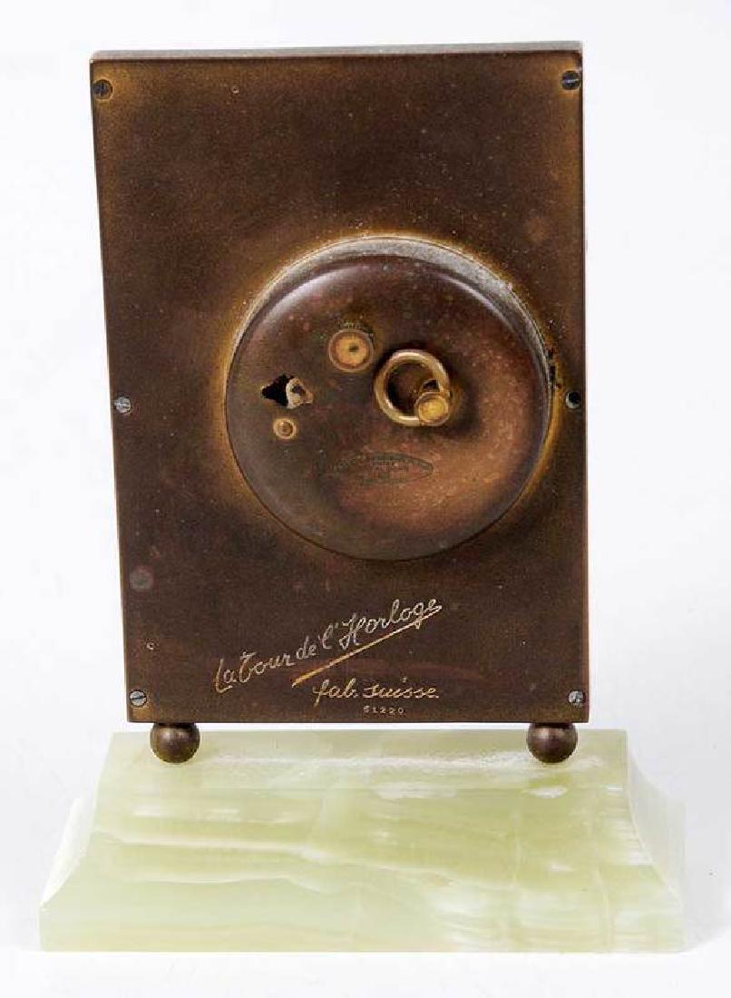 Didisheim-Goldschmidt Desk Clock - 3