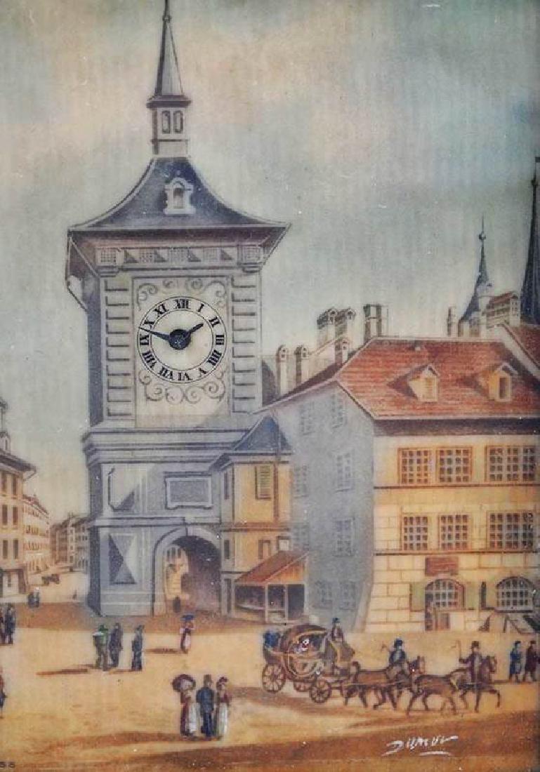 Didisheim-Goldschmidt Desk Clock - 6