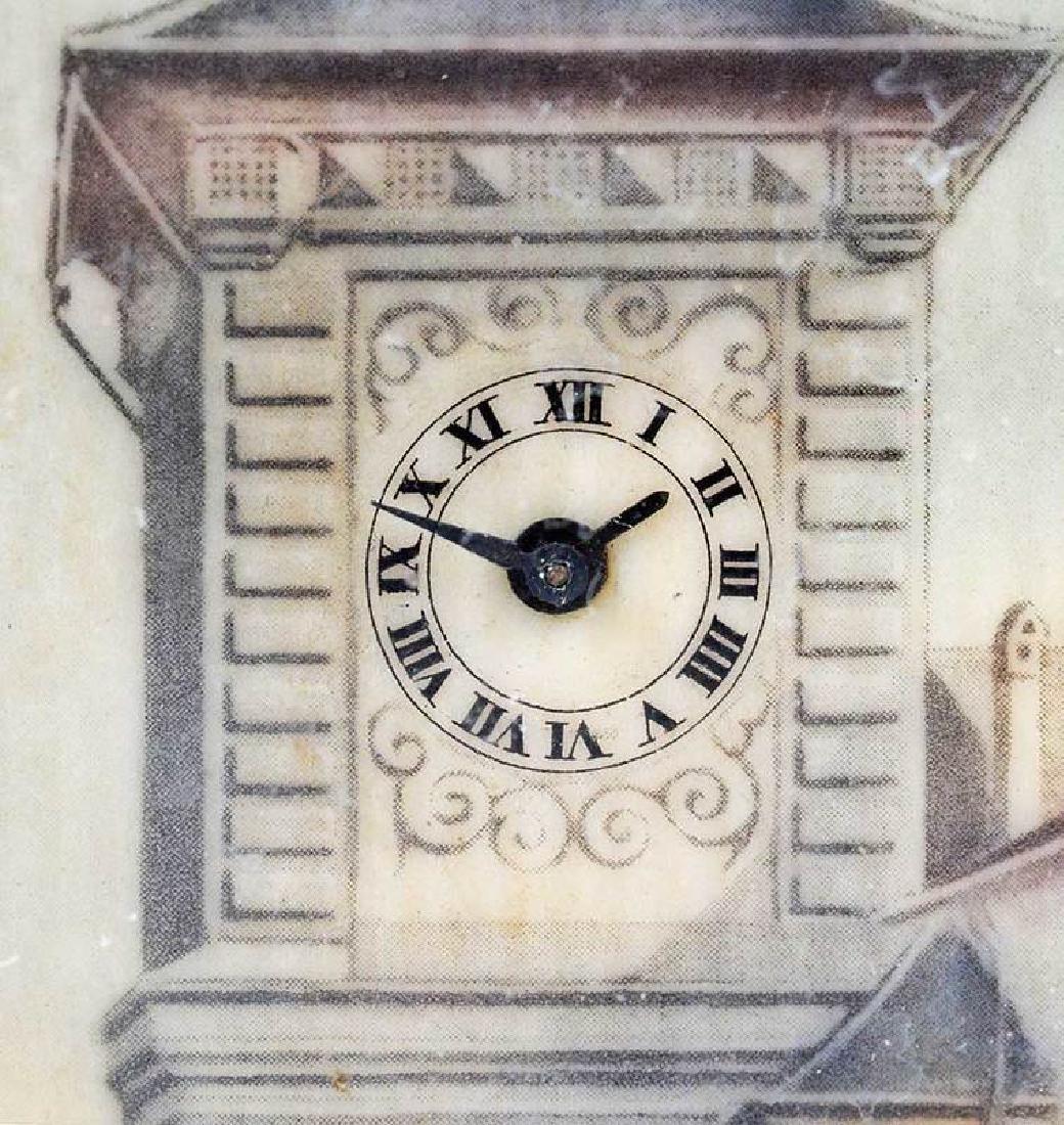 Didisheim-Goldschmidt Desk Clock - 8