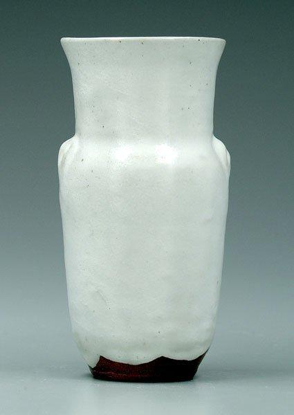 9: Ben Owen pottery vase: