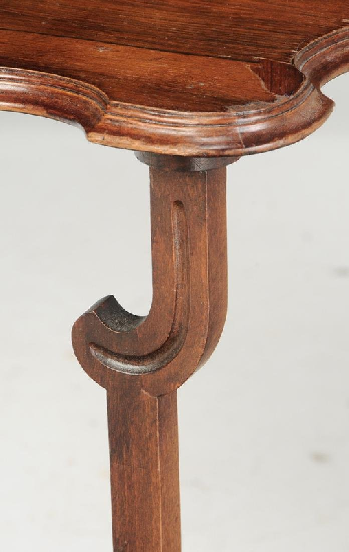 French Art Nouveau Table Attributed to Galle - 2