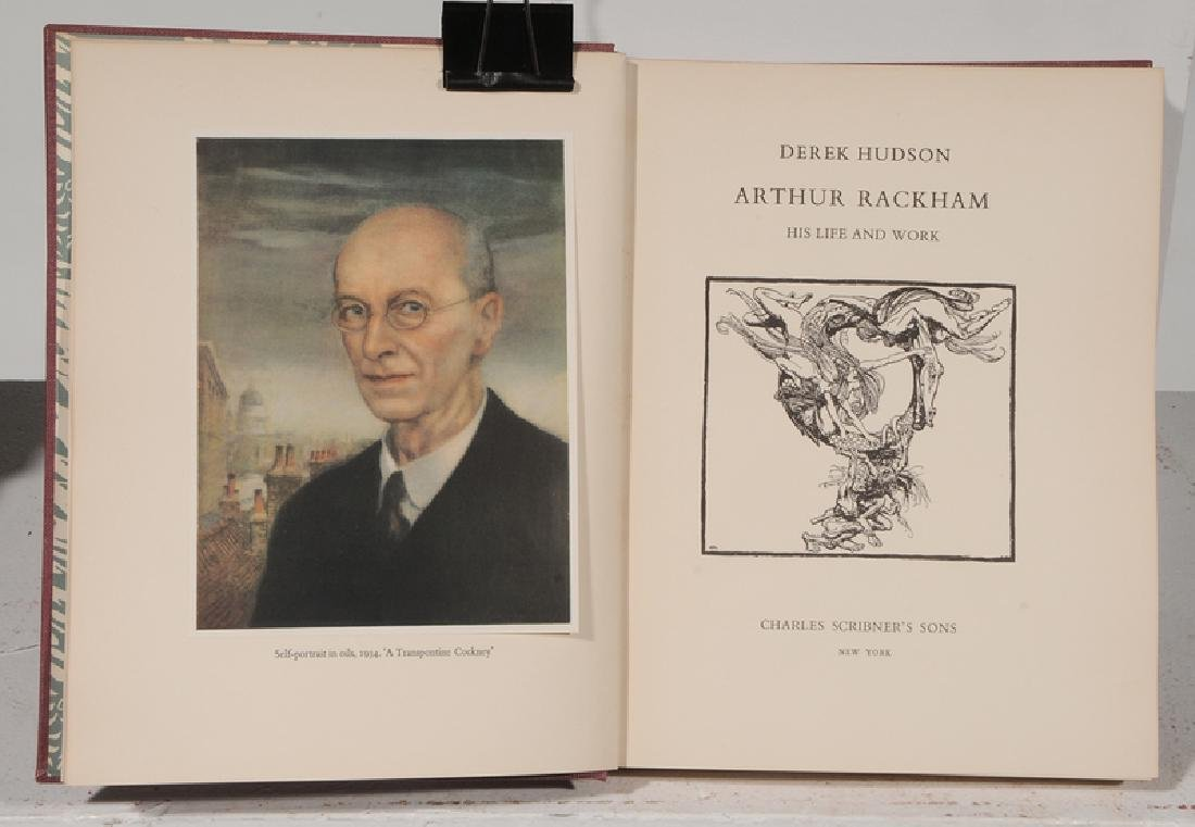 Eight Arthur Rackham Illustrated Books - 10