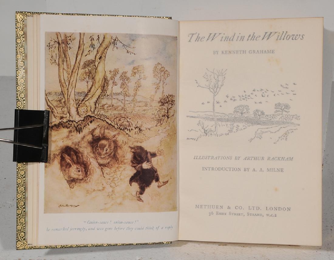 Eight Arthur Rackham Illustrated Books - 3