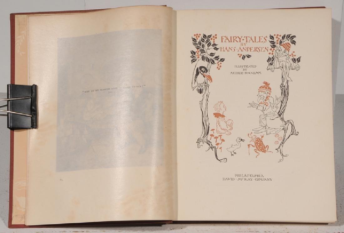 Eight Arthur Rackham Illustrated Books - 4