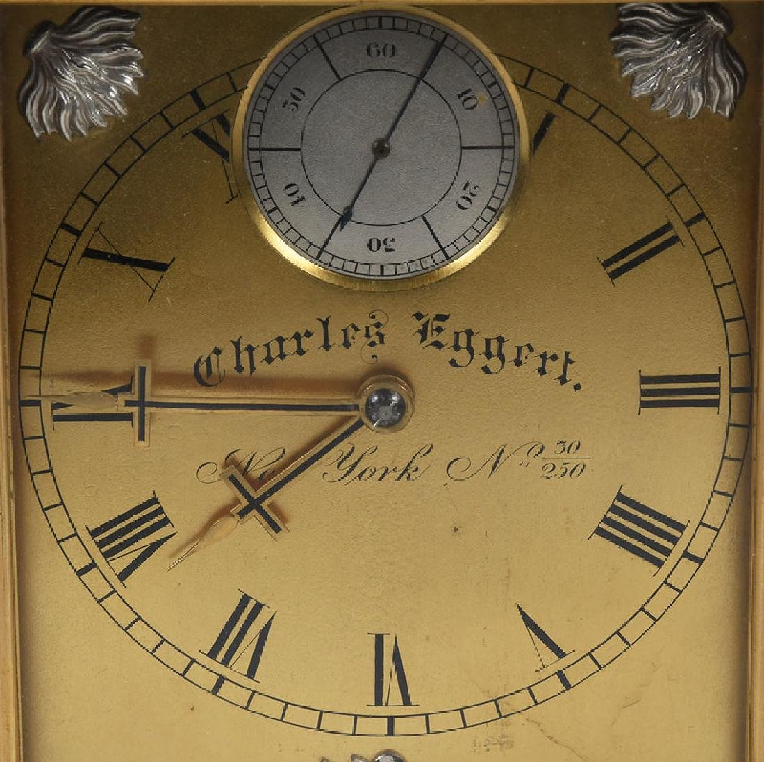 Grande Sonnerie Repeater Carriage Clock - 2
