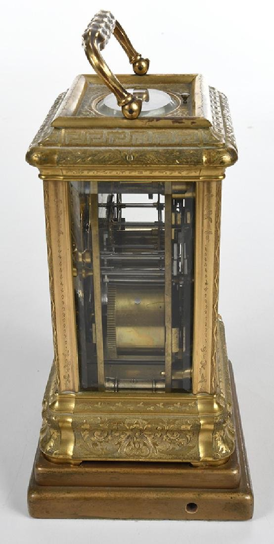 Grande Sonnerie Repeater Carriage Clock - 4