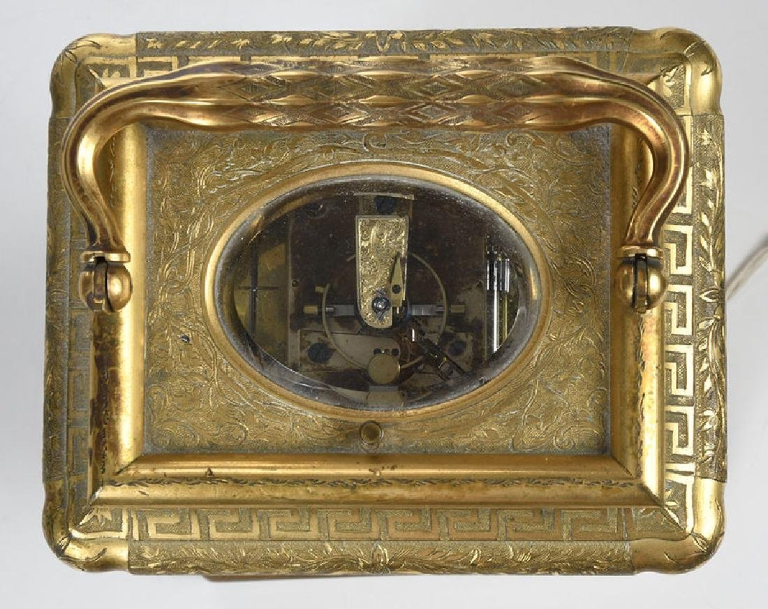 Grande Sonnerie Repeater Carriage Clock - 8