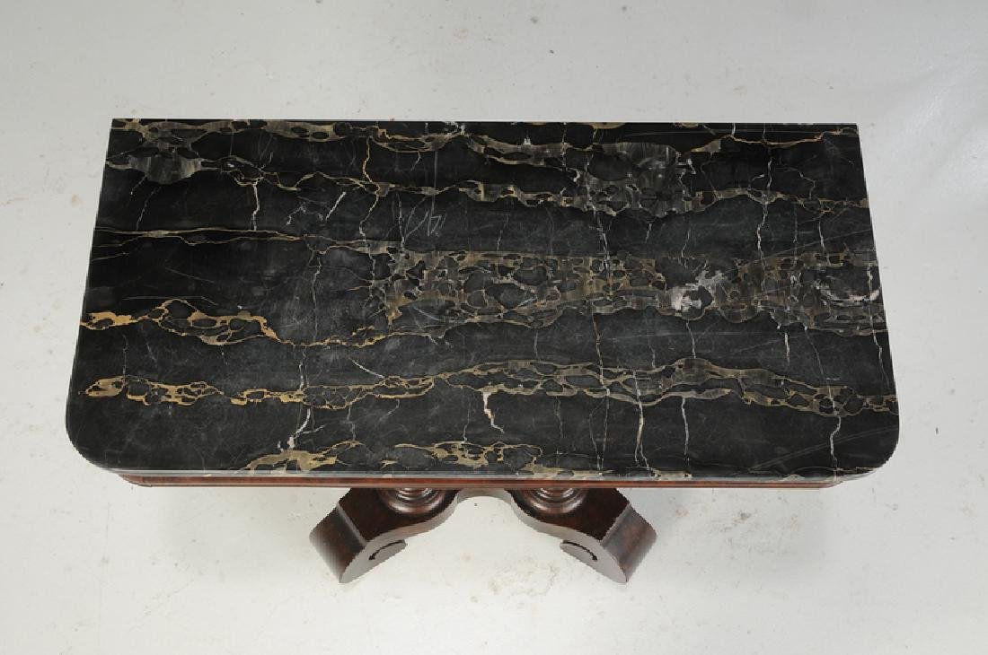 American Classical Marble-top Table - 2