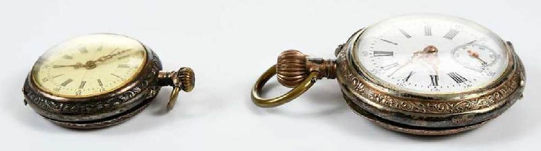 Two Pocket Watches - 2