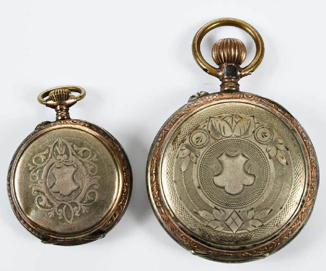 Two Pocket Watches - 3