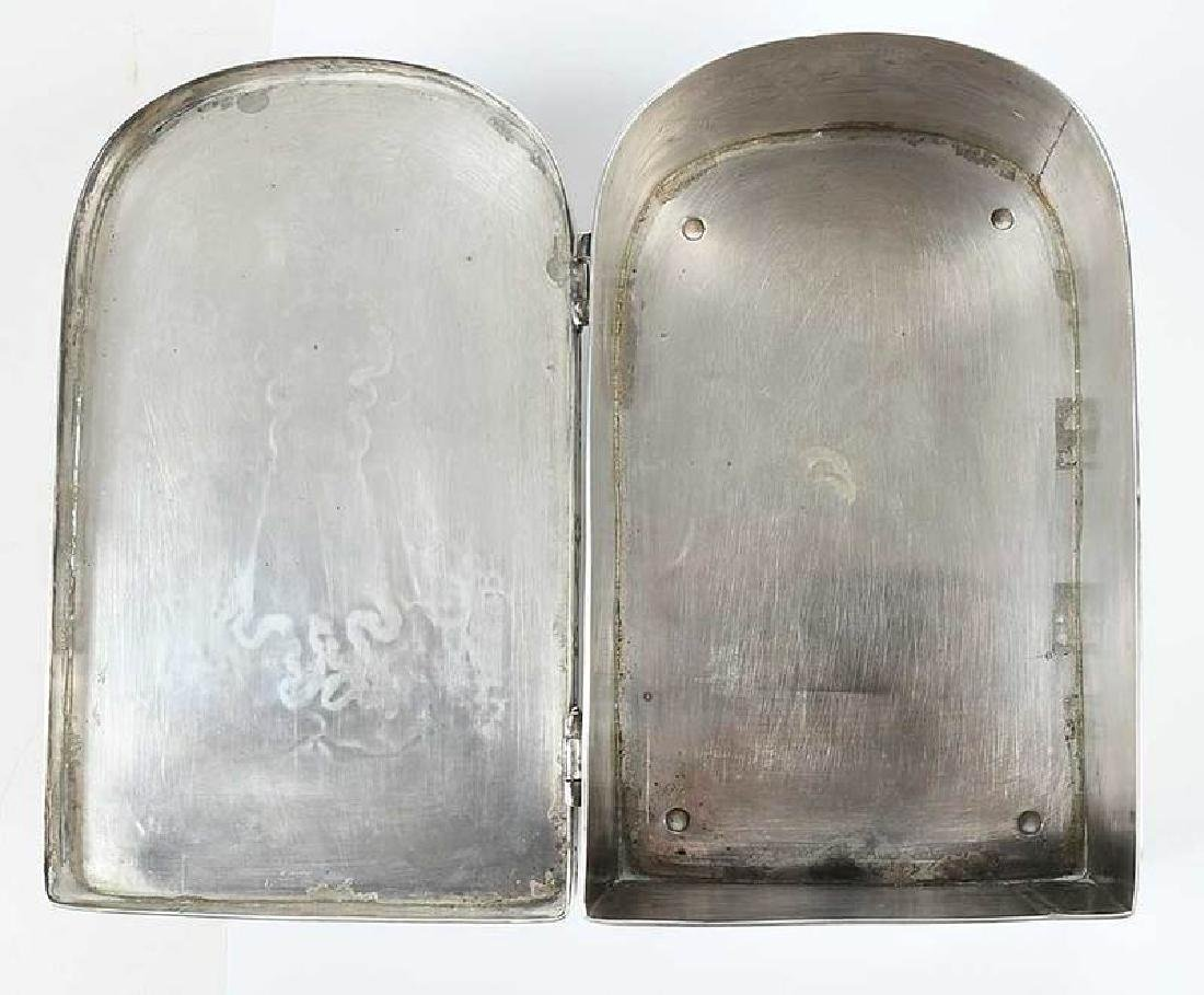 Silver Kachina Box - 5