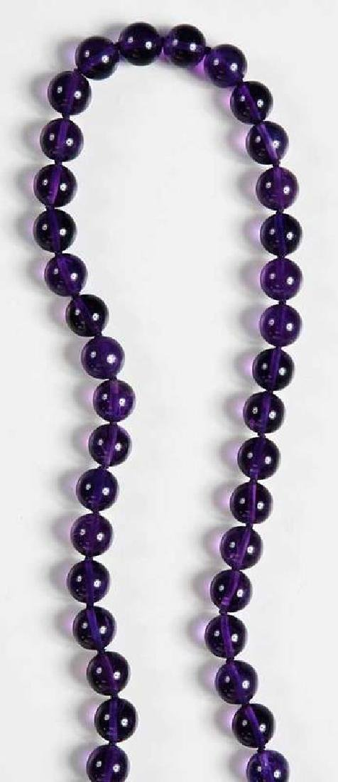 Seven Bead Necklaces - 2