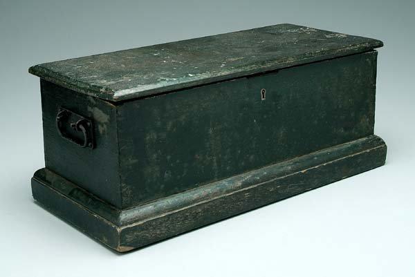 4: Dovetailed box,