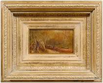 89: Clinton Loveridge painting