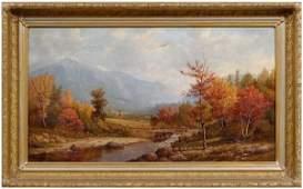 96: 19th century American School painting,
