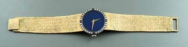 125 Ladys diamond Piaget wristwatch