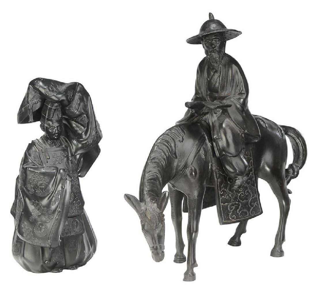 Two Asian Sculptures