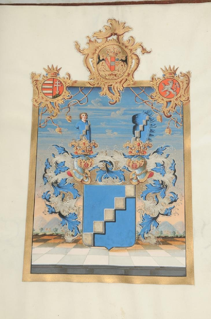 Francis II Austro-Hungarian Patent of Nobility - 10