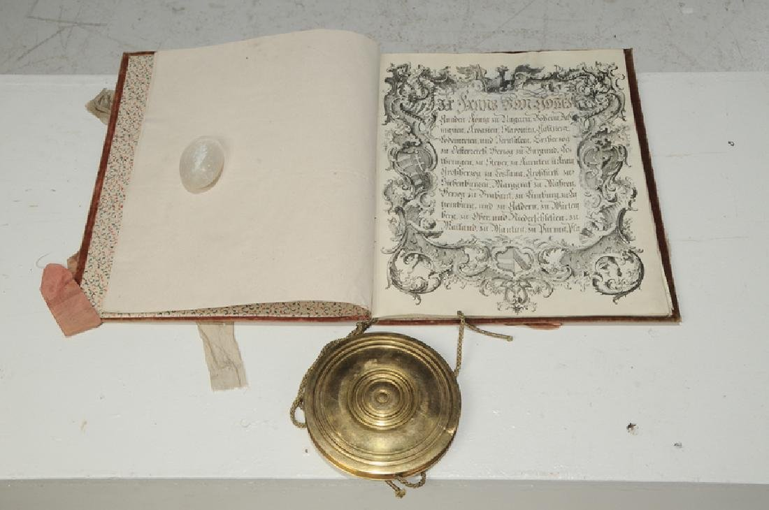 Francis II Austro-Hungarian Patent of Nobility - 4