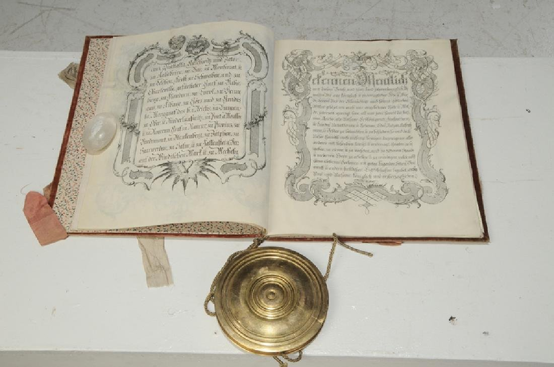 Francis II Austro-Hungarian Patent of Nobility - 5