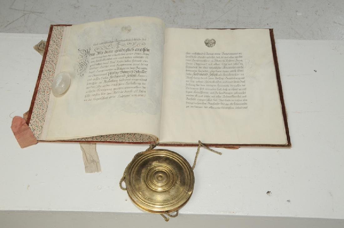 Francis II Austro-Hungarian Patent of Nobility - 6