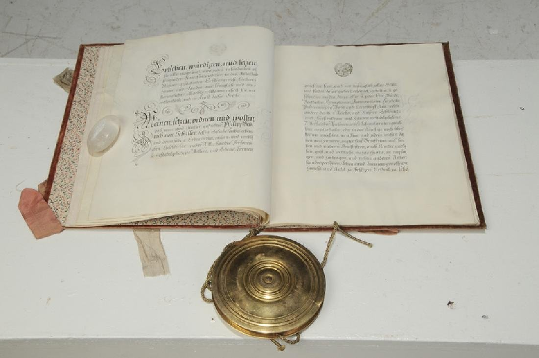 Francis II Austro-Hungarian Patent of Nobility - 7