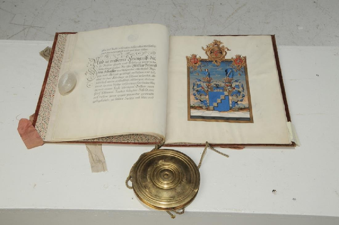 Francis II Austro-Hungarian Patent of Nobility - 8
