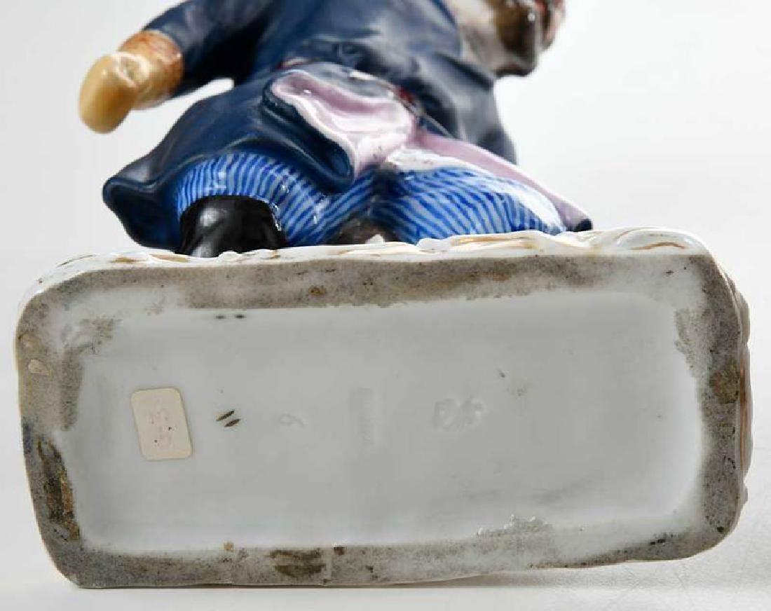 Five Russian Porcelain Figures - 10
