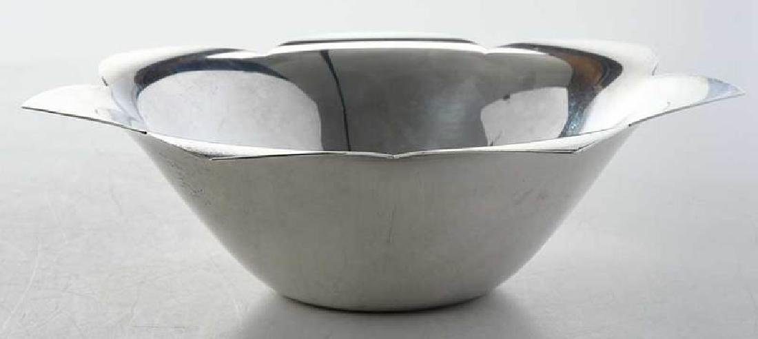 Two Tiffany Sterling Silver Bowls - 5