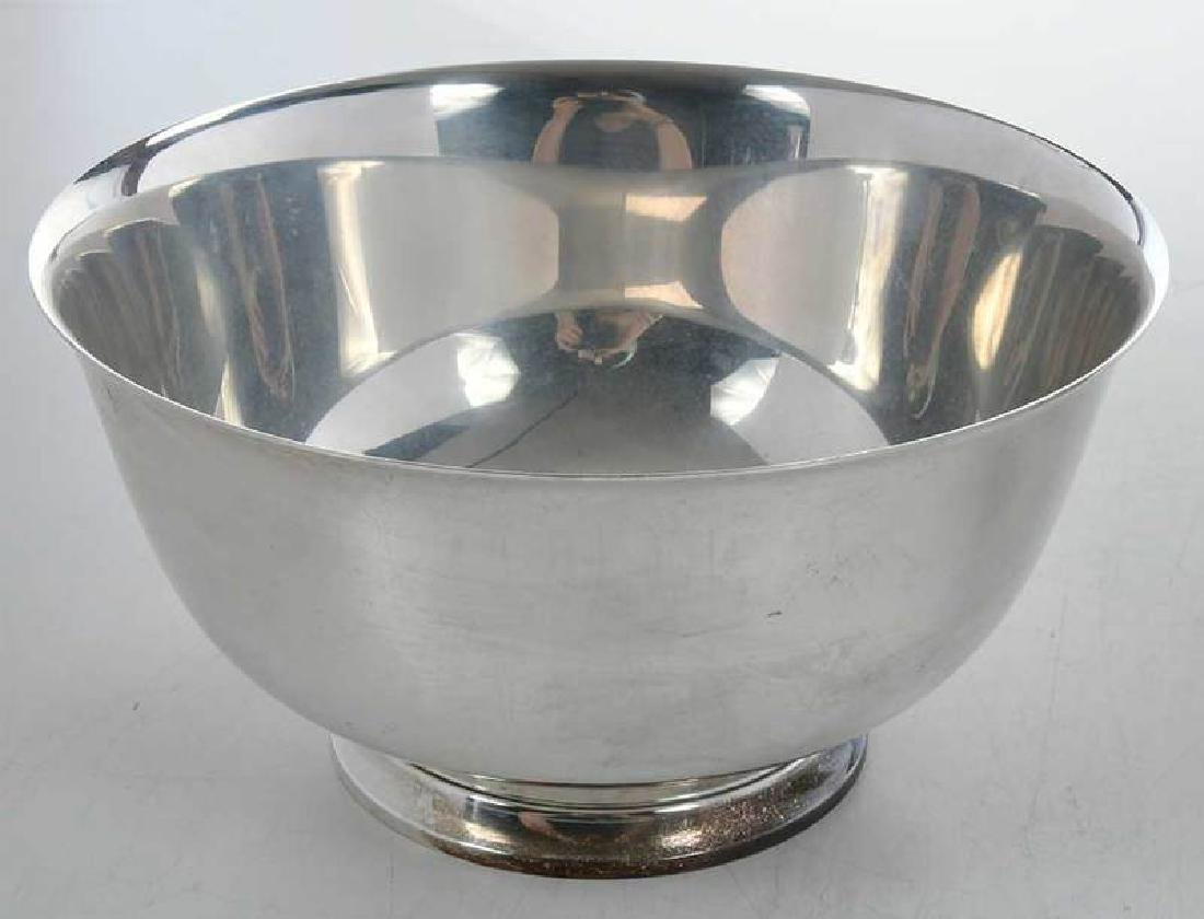 Two Tiffany Sterling Silver Bowls - 7