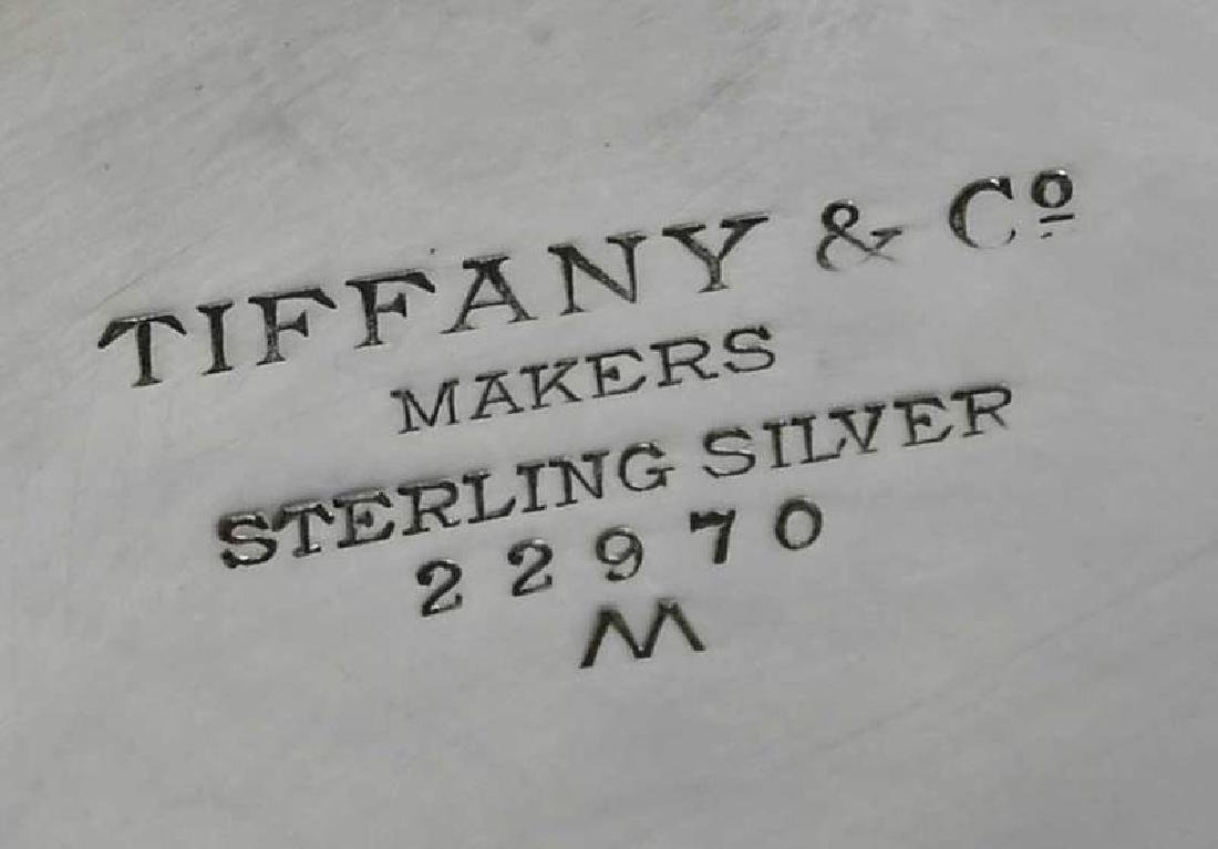 Two Tiffany Sterling Silver Bowls - 8