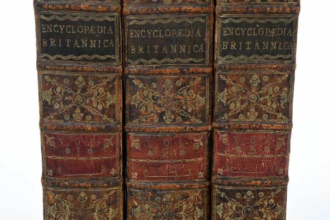 Encyclopaedia Britannica, 1773 edition - 2