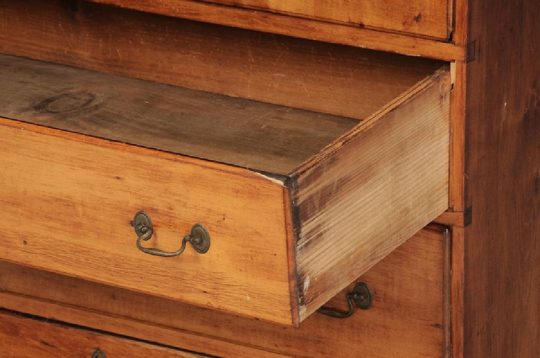 American Federal Tall Four Drawer Chest - 2