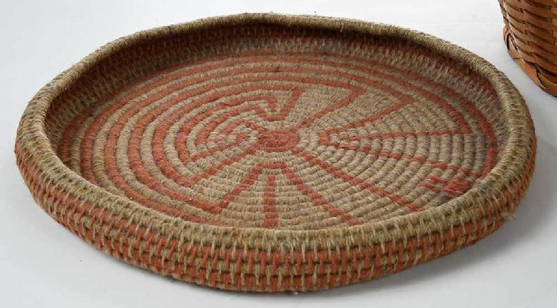 Two Native American Baskets - 2