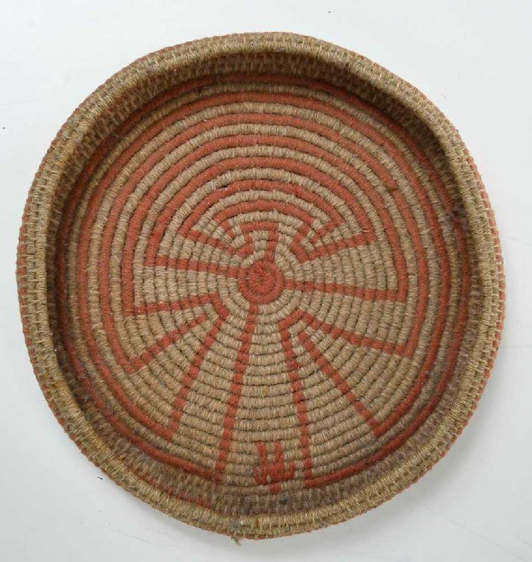 Two Native American Baskets - 3