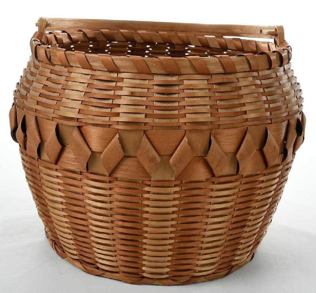 Two Native American Baskets - 7