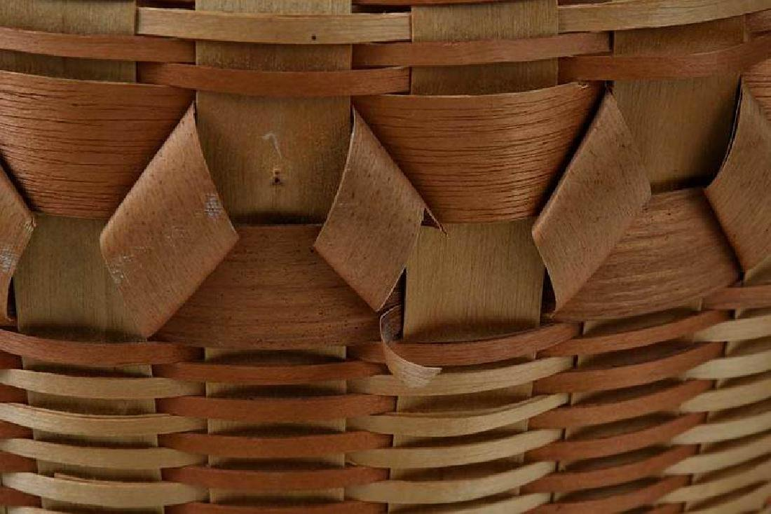 Two Native American Baskets - 9