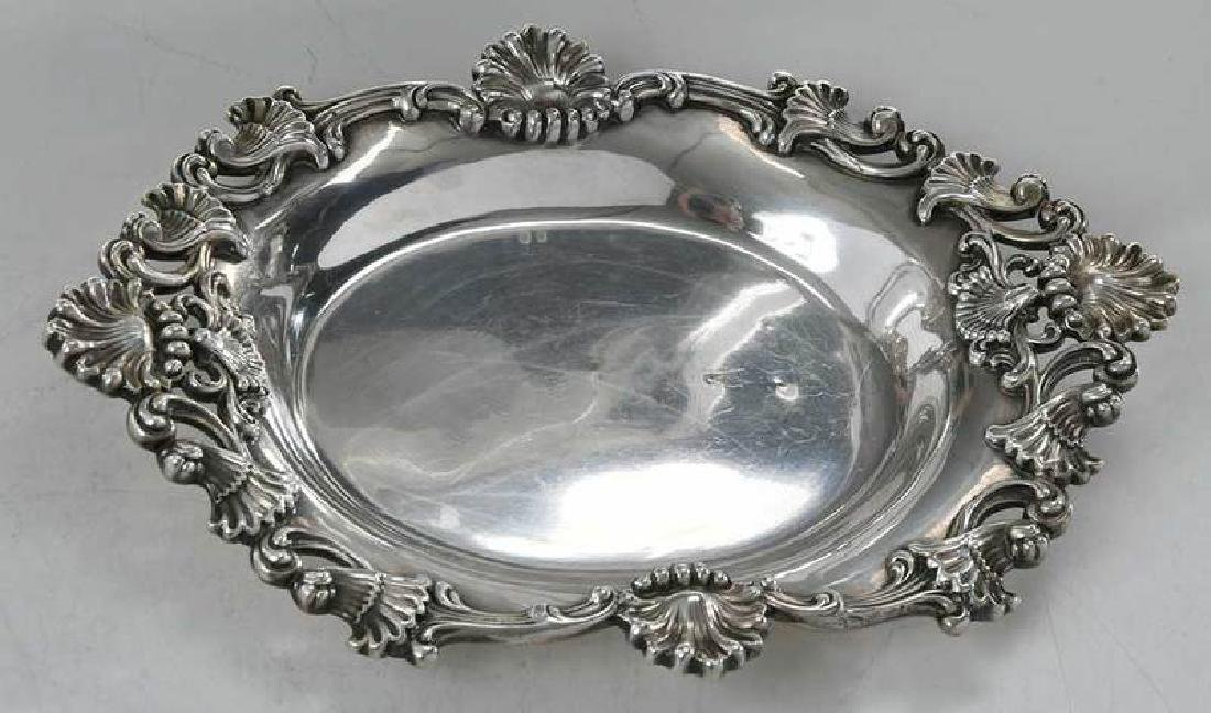 Four Sterling Trays - 2