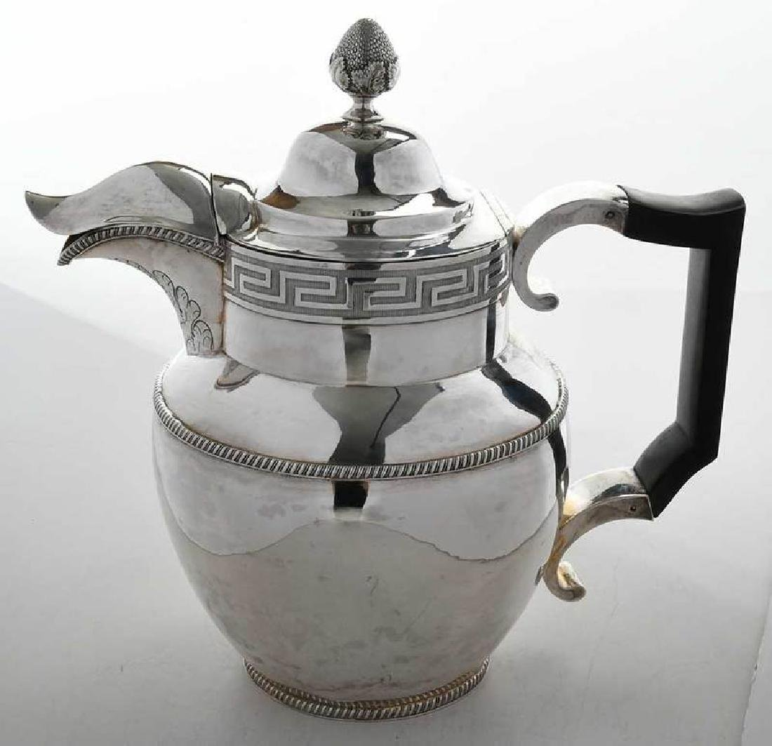 Coin Silver Water or Milk Pitcher - 3