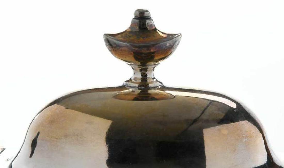Coin Silver Teapot - 5