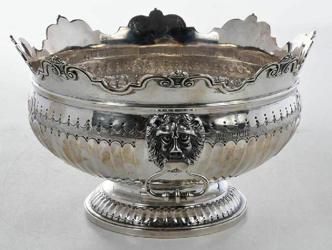 Two English Silver Bowls - 10